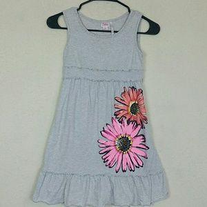 Girls justice summer dress size 10